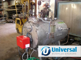 Mobile Boiler Supply and Service for sale 3