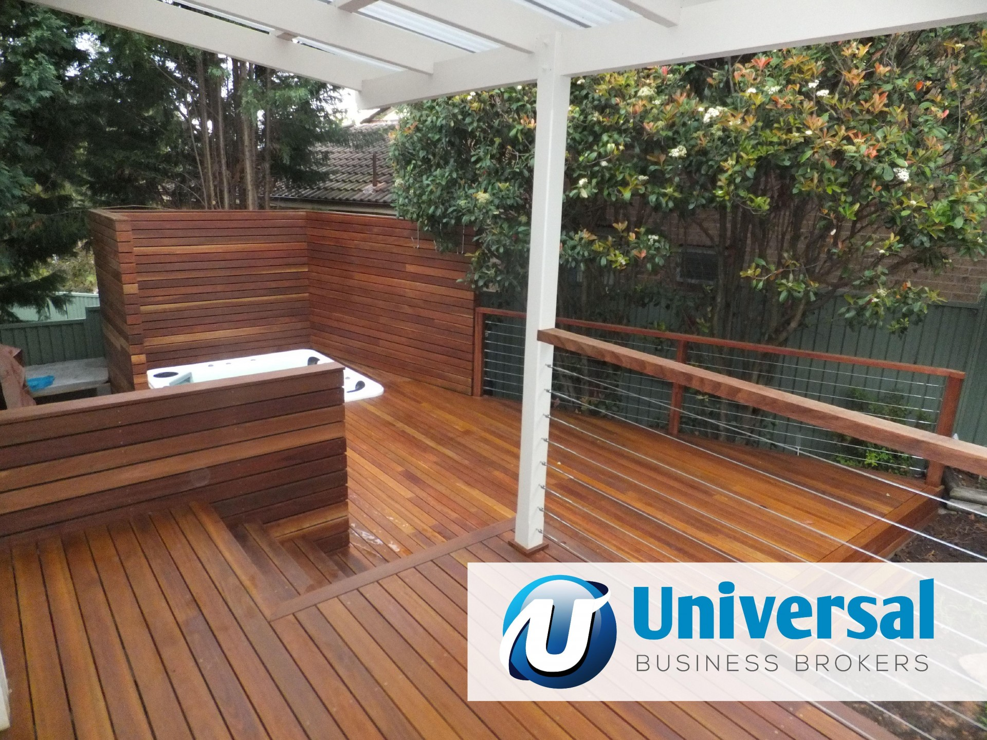 Timber and Decking Supplier for sale 3